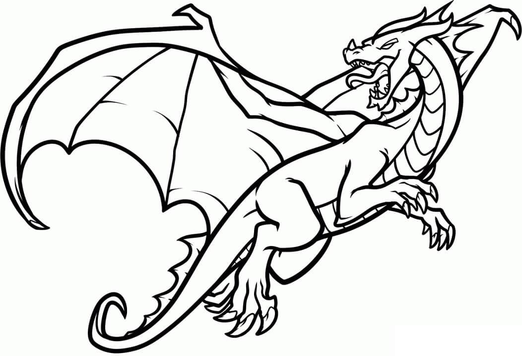 Раскраска Раскраски Шары дракона